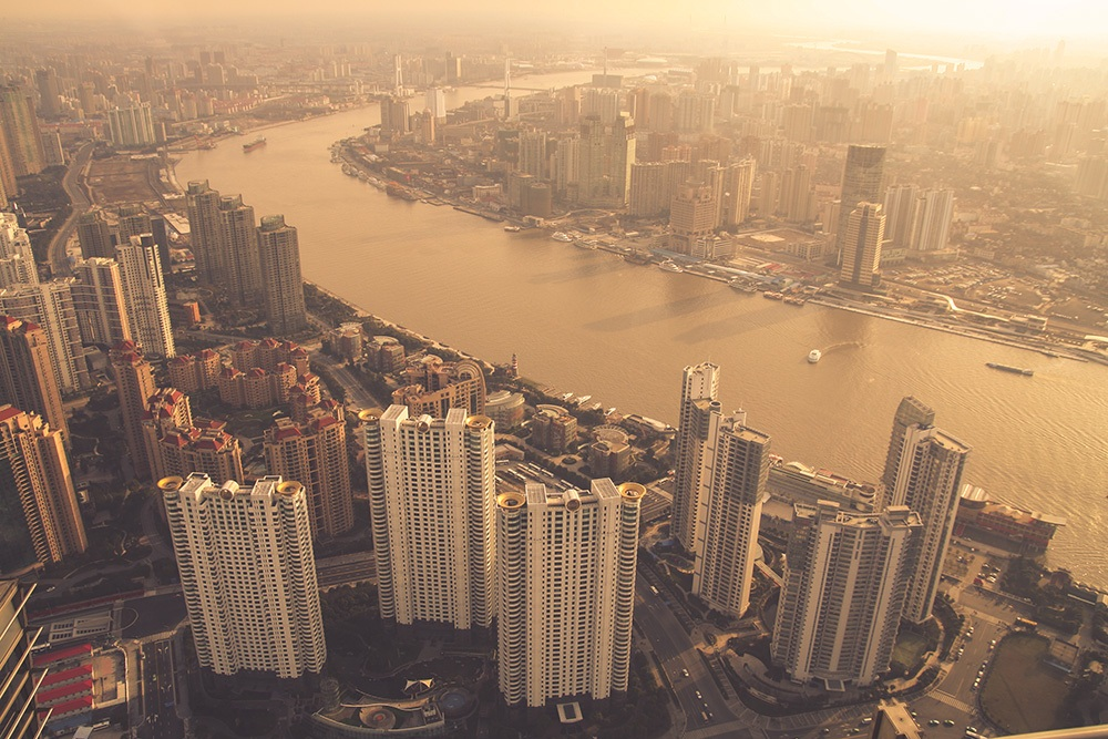 View-from-Jin-Mao-Tower_by_sylphire