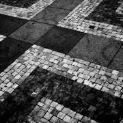 Crossing Street Rocks