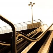Metal Stairway #02