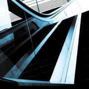 Metal Stairway #03