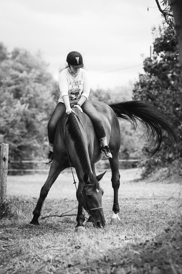 Séance Equestre - Amélie - 01