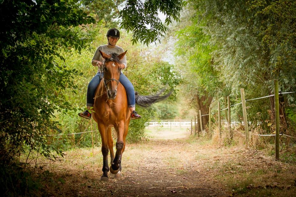 Séance Equestre - Amélie - 02