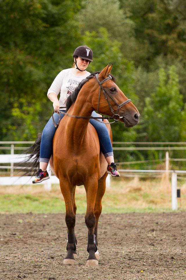 Séance Equestre - Amélie - 05