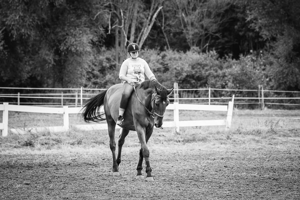 Séance Equestre - Amélie - 06