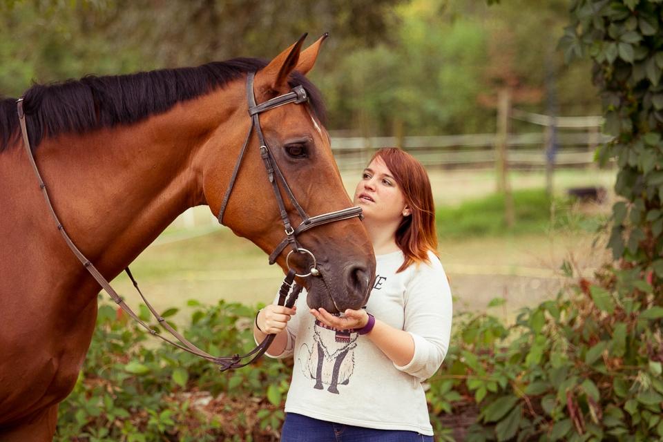 Séance Equestre - Amélie - 07