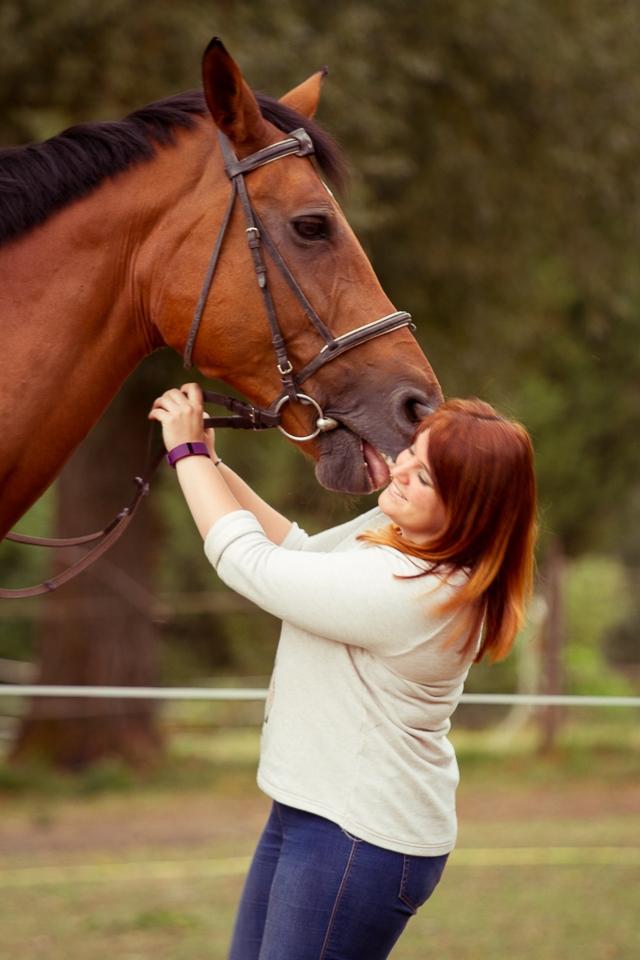 Séance Equestre - Amélie - 08