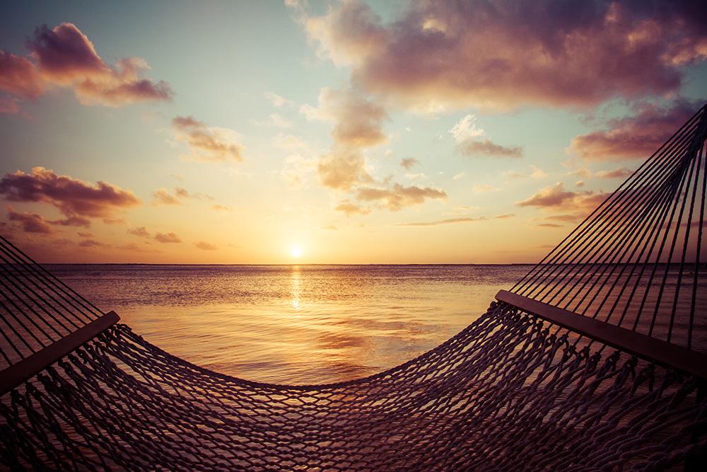 Se coucher avec le soleil