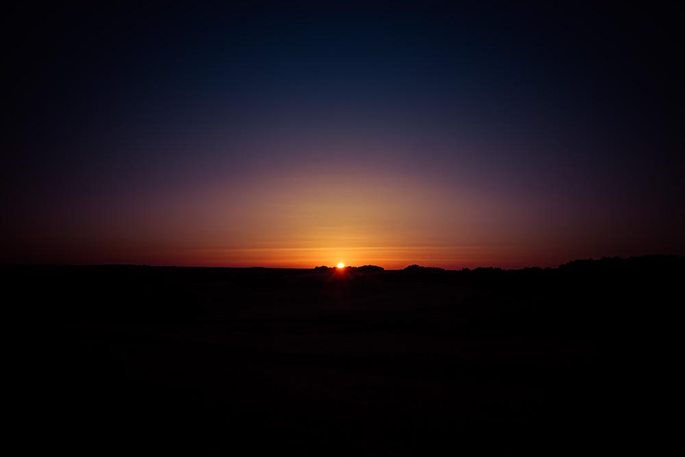 Down not dawn