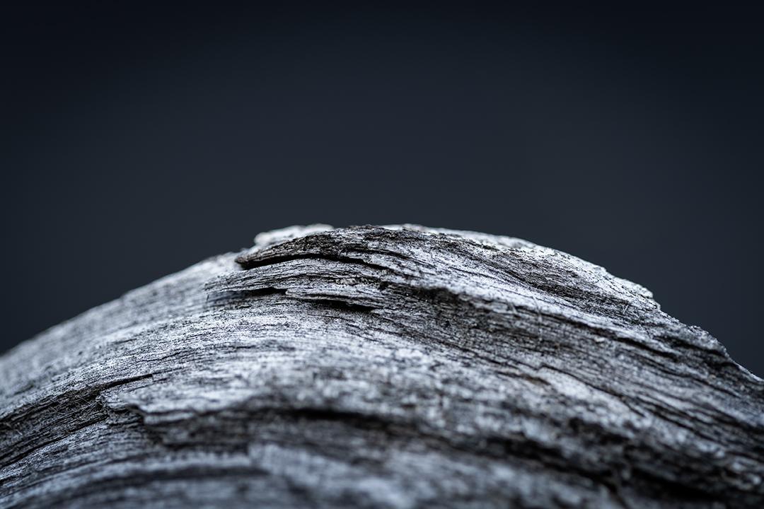 La colline en bois